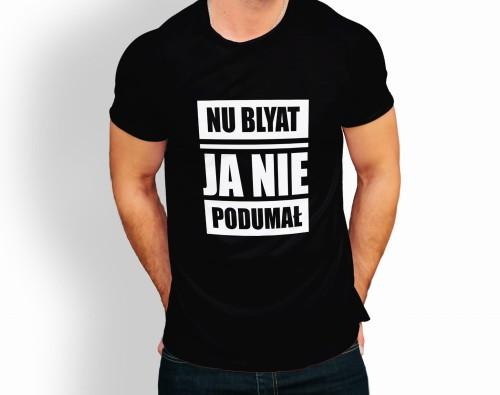 4070b67b1 Koszulka BLYAT Widzimy się na Dżangłerze - dołącz do naszej społeczności